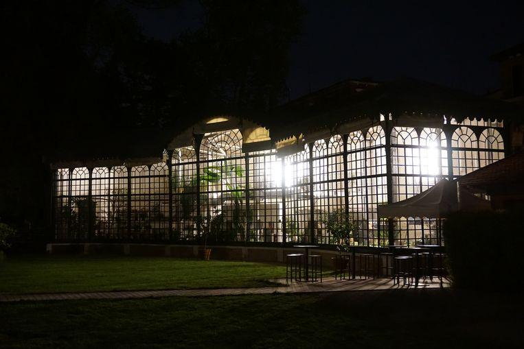 De Serra dei Giardini is nu een gezellige ontmoetingsplaats vlakbij de Biennale. Beeld Jef Mertens/The Venice Insider