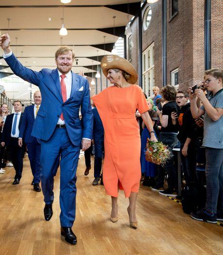 Koningin Máxima opent jaarlijkse borstkankermaand in World Forum
