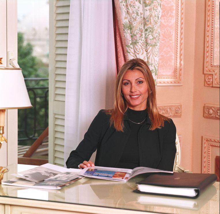Sabrina Landucci in 2005.