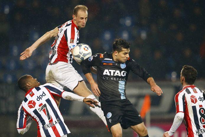 Oud-Willem II'er Frank van der Struijk verruilt Real Lunet voor CHC.