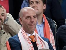 KNVB-baas De Jong hoopt dat Feyenoord kampioen wordt