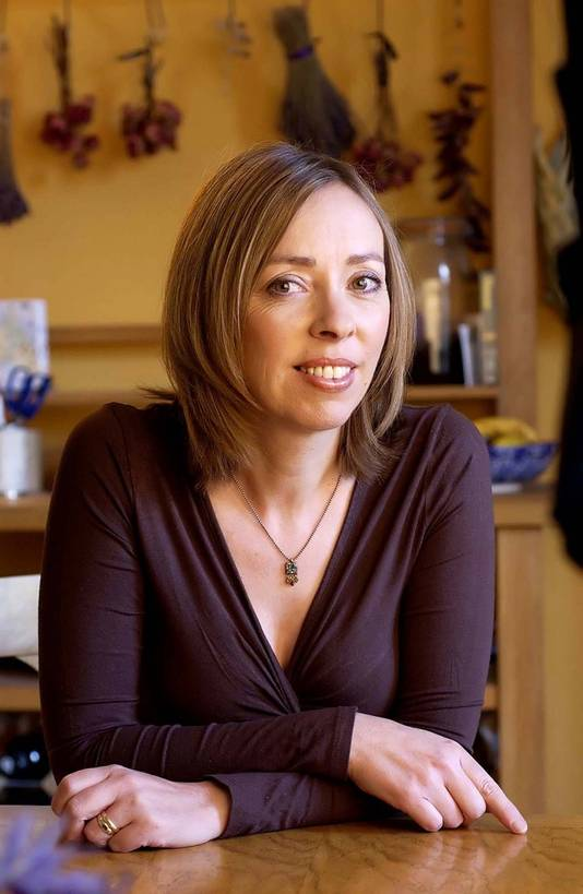 De Britse voedingsexperte Joanna Blythman.