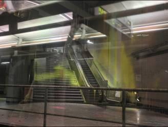 Brusselse station Victor Horta opnieuw open na vandalisme