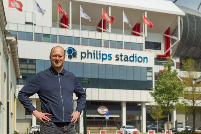 PSV-watcher Rik Elfrink: 'Soms ben ik er bijna 24 uur per dag mee bezig.'