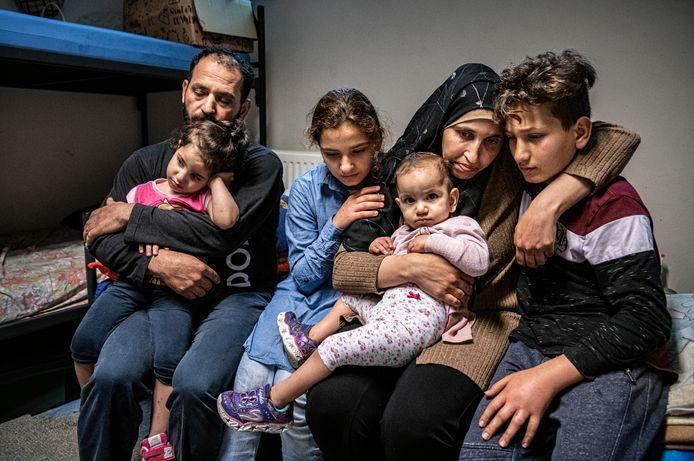 De familie Ghezawi rouwt om hun overleden zoon en broer Ali (14).
