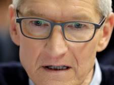 Apple verliest 64 miljard in waarde door 'totale paniek' over iPhoneverkoop