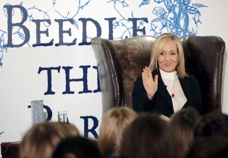 Wagner (54) baarde in 2001 opzien, toen hij de Harry Potter-boeken van J.K. Rowling satanisch noemde en waarschuwde voor de toverformules die erin voorkomen. Foto EPA/David Cheskin Beeld