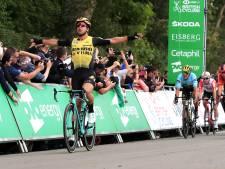 Hattrick voor Groenewegen in Tour of Britain, Van der Poel verliest leiderstrui