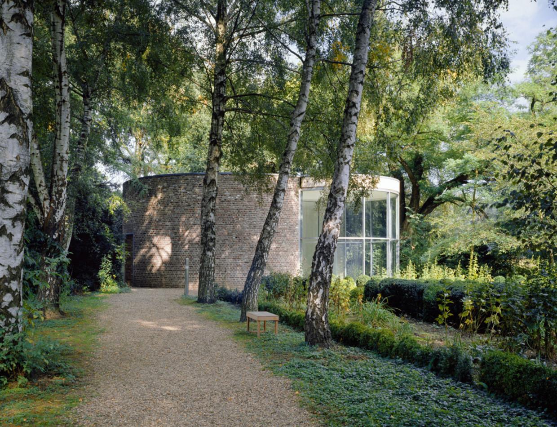 Museum Insel Hombroich, het Graubner-paviljoen