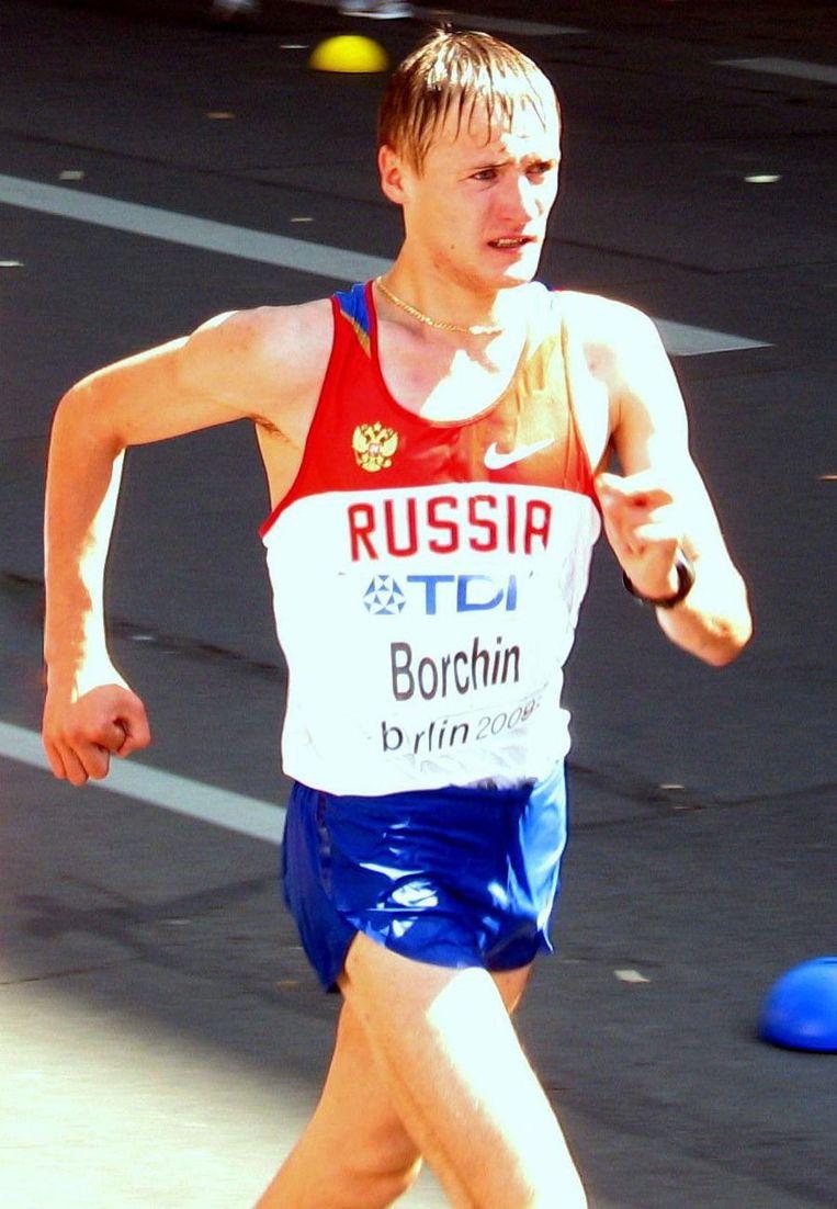 Valeri Bortsjin werd na Londen 2012 voor acht jaar geschorst wegens epo-gebruik. Beeld Wikimedia Commons/Franz Richter