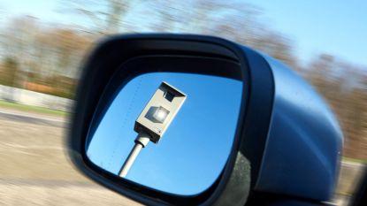 Politie flitst 1 op 3 chauffeurs in Ruisstraat