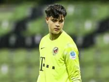Keeperstrio Helmond Sport compleet na aantrekken  Marokkaans jeugdinternational van FC Utrecht