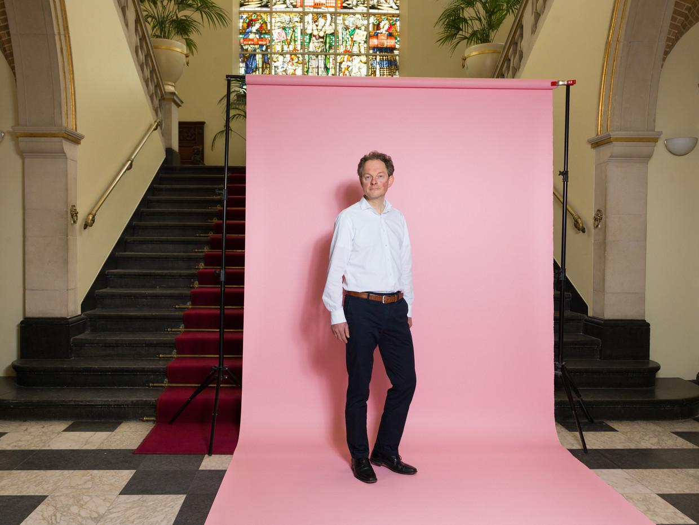 Dirk Bezemer is hoogleraar economie aan de Universiteit van Groningen. In zijn vorig jaar verschenen boek Een land van kleine buffers pleit hij voor een andere benadering van kapitaal. Beeld Ivo van der Bent