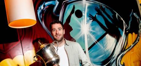 Na zeven jaar heen en weer reizen is de landstitel het afscheid dat Mats Kruiswijk bij Dynamo wilde