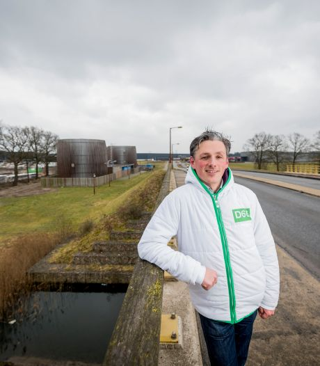 Jeroen Wiertz trekt opnieuw kar voor D66 Almelo tijdens verkiezingen in 2022: 'Er is genoeg te doen'