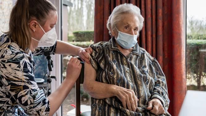 Alle vijftig bewoners Seniorie Ter Minne krijgen vaccin tegen coronavirus