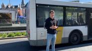 Conner Rousseau huurt partybus om nachtelijk openbaar vervoer te eisen