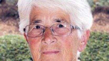 Voormalig schepen Maria Verhaegen (95) overleden