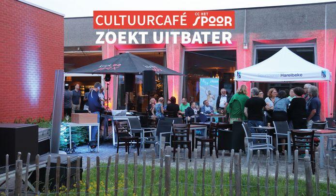 Harelbeke zoekt een uitbater voor het cultuurcafé bij CC het Spoor.