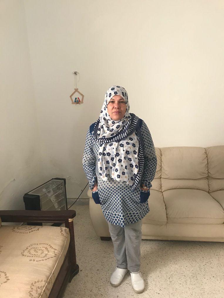 Samira Labidi Beeld Faïrouz ben Salah