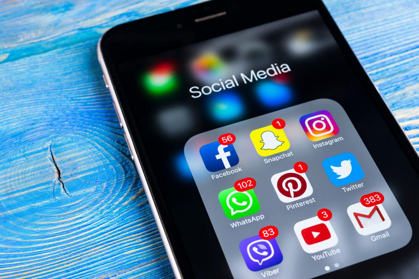 Andermaal veroorzaakte expliciete inhoud op apps als Snapchat en Instagram problemen bij tieners.