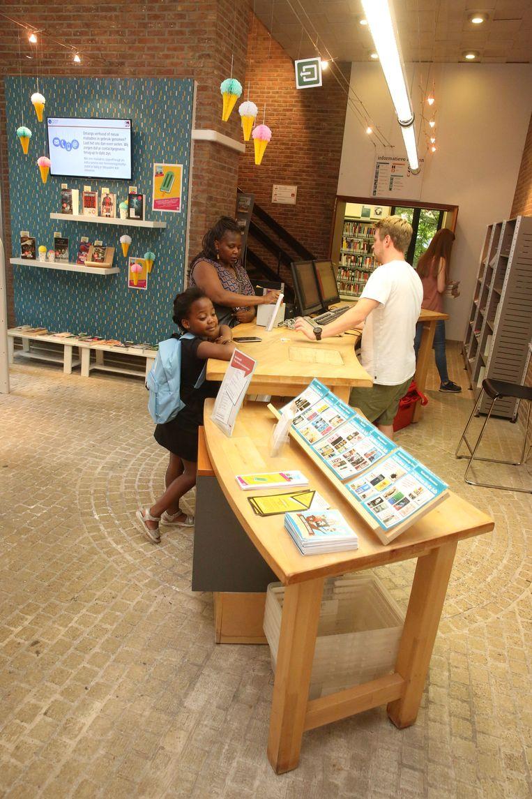 In de Halse bibliotheek is het aanbod anderstalige boeken groot genoeg volgens het stadsbestuur.
