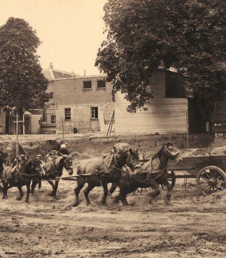 Stadsarchief Enschede: de start van het stadhuis in 1930