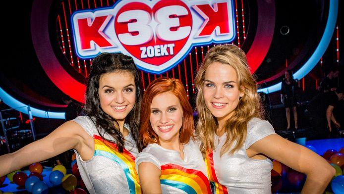 3,6 miljoen kijkers zagen Marthe, Hanne en Klaasje 'K3 zoekt K3' winnen.