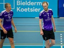 Vocasa-speler Koen van den Borden: in sneltreinvaart van de kelderklasse naar de top