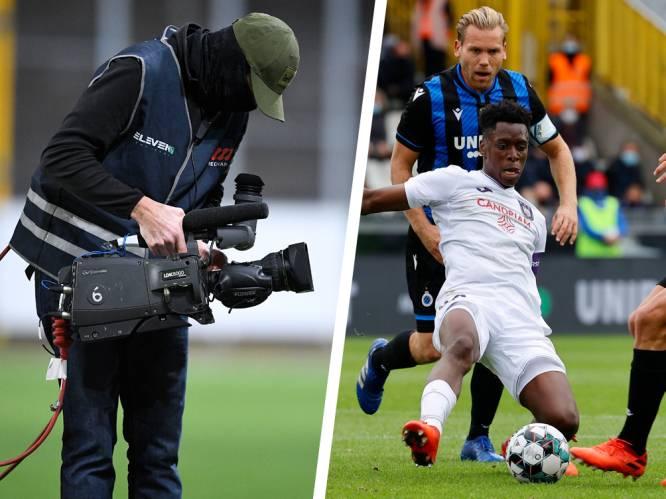 Exclusief: de kijkcijfers van alle 1A-clubs, Anderlecht troeft Club Brugge af als de populairste op tv