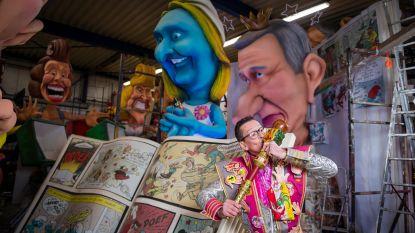 LIVE. Aalst Carnaval gaat toch door, ondanks stormweer: stoet begint uur later