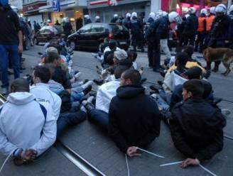 193 arrestaties na rellen Anderlecht