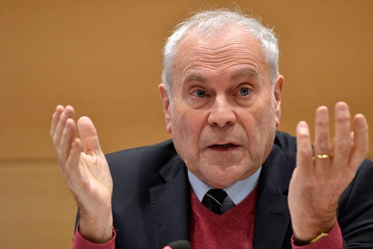 CD&V-parlementslid Eric Van Rompuy. Beeld Photo News