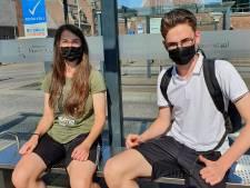 Mondkapjes in het openbaar vervoer: nog even en we zijn er mogelijk vanaf