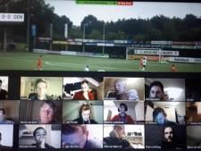 Zo houden de Apeldoornse scheidsrechters elkaar online scherp