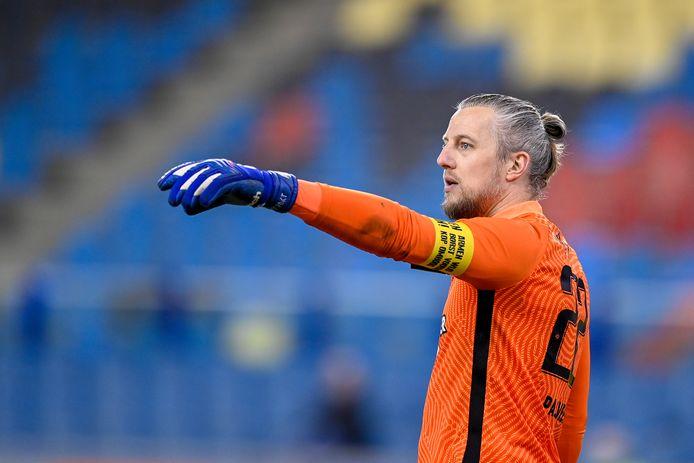 Remko Pasveer, de keeper van Vitesse.