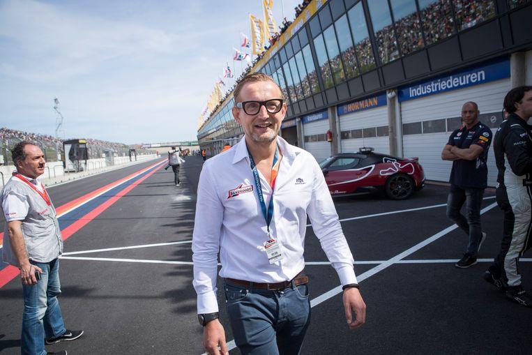 Sinds 2016 is prins Bernhard jr. eigenaar van Circuit Park Zandvoort. Beeld Hollandse Hoogte / Leo Vogelzang