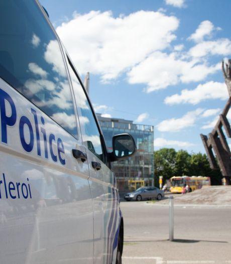 Des arrestations et de la drogue saisie en plein centre-ville de Charleroi