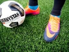 Jeugdteams Orion en Oranje Blauw spelen laatste minuut gestaakte kampioenswedstrijd uit