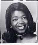 Een jonge Oprah. Als 19-jarige was ze al nieuwsanker.