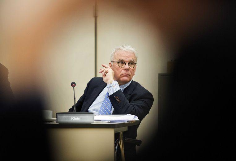 Norbert Klein Beeld null