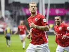 FC Utrecht heeft luxeprobleem door aanblijven van Gustafson: 'Hij loopt over van voetbalgogme'
