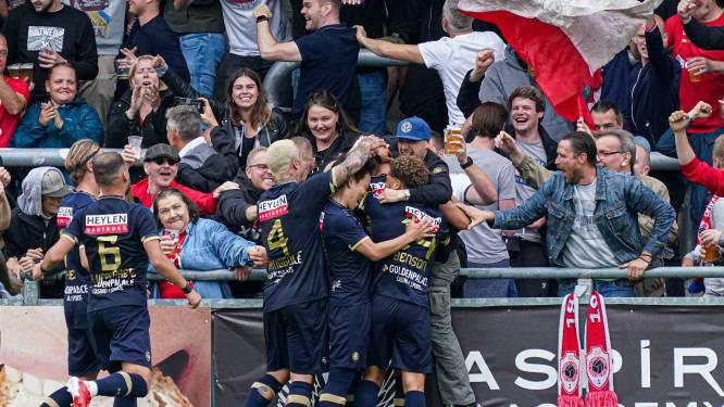 Pro League: Eupen s'incline à domicile face à une équipe anversoise réaliste