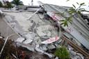 Marcel van Vugt zocht met het Nederlandse Urban Search and Rescue (USAR) in 2010 naar overlevenden naar de aardbeving in Haïti. Met een spuitbus verf werden doorzochte locaties gemarkeerd.