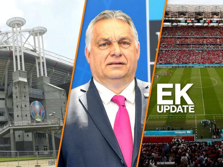 Weinig fans Wales, Orbán niet naar München en WHO uit zorgen