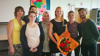 """""""Verhaal van Hannelore inspireert jongeren"""""""