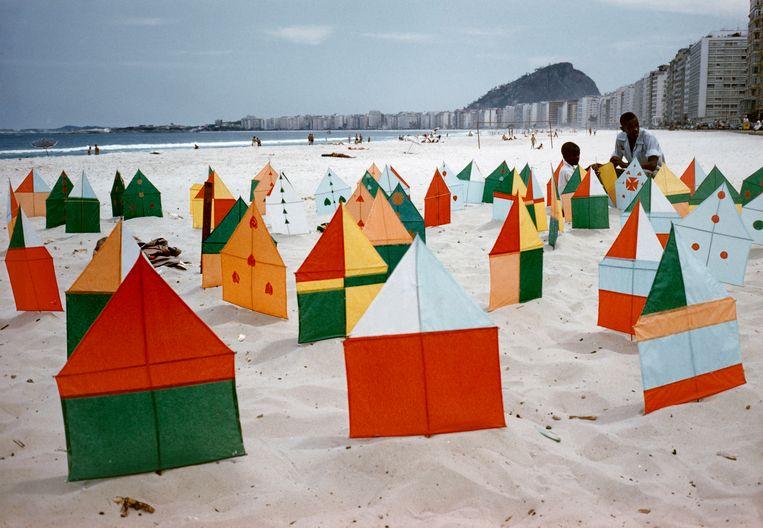 Wederom Rio de Janeiro, 1958 Beeld ©Rene Burri / Magnum Photos