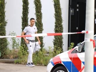 Overval op woning PSV-spits Zahavi: vrouw met vuurwapen bedreigd, ook kinderen vastgebonden