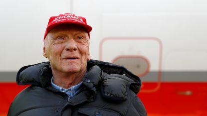 """Formule 1-legende Lauda kondigt na revalidatie terugkeer bij Mercedes aan: """"De steun die ik kreeg, was ongelooflijk"""""""