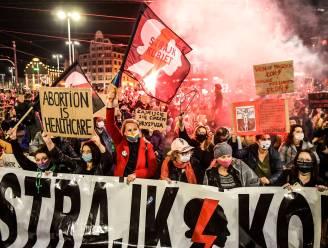 Duizenden Poolse vrouwen lieten afgelopen jaar illegaal of in buitenland abortus uitvoeren door verstrengde wet